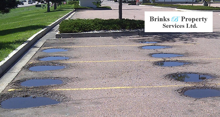 15 Signs Your Parking Lot Needs Repair
